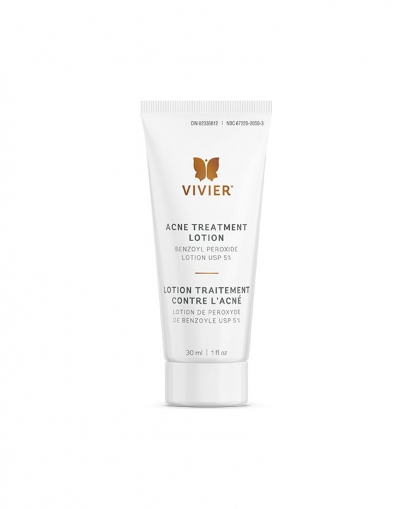 Vivier Acne Treatment Lotion Medical Cosmetics Windsor