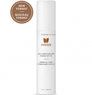 Vivier Daily Moisturizing Cream with SPF 15 Medical Cosmetics Windsor