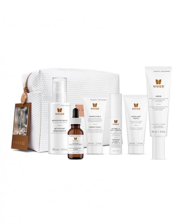 Vivier Hyperpigmentation Program (2% HQ) Medical Cosmetics Windsor