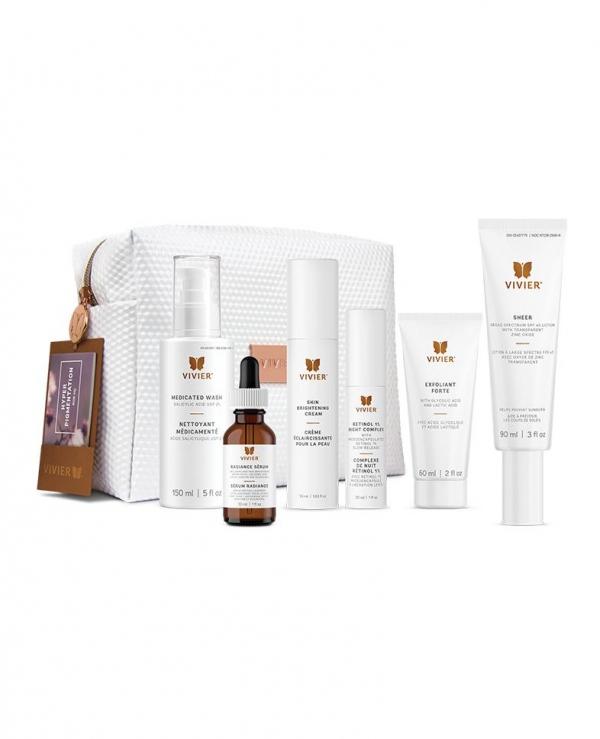 Vivier Hyperpigmentation Program (Non-HQ) Medical Cosmetics Windsor