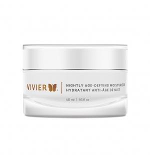 Vivier Nightly Age-Defying Moisturizer Medical Cosmetics Windsor